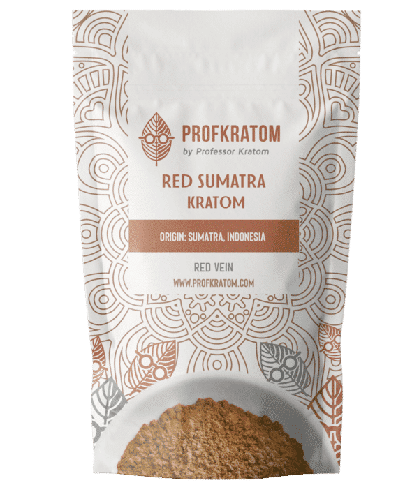 Red Sumatra Kratom
